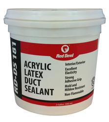 Acrylic Latex Duct Sealant (1/2 Gallon)