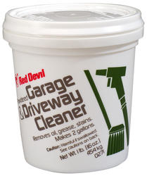 Red Devil Powdered Garage & Driveway Cleaner - 1 lb