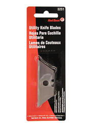 Red Devil Standard Utility Knife Replacement Blades - 5-ct