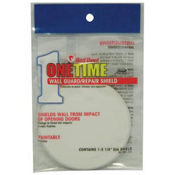 "Red Devil Onetime 3-1/4"" Wall Shield"