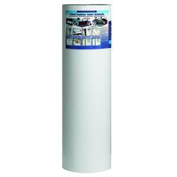 Reflectix 4' x 100' Single Reflective/White Single Bubble Insulation - Covers 400 Sq. Ft.