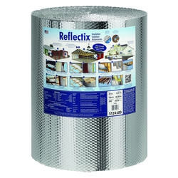 Reflectix 2' x 100' Double Reflective Insulation with Staple Tab - Covers 200 Sq. Ft.
