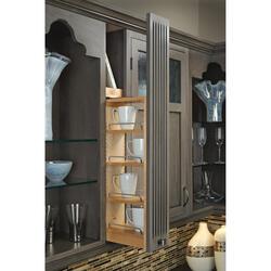 """Rev-A-Shelf® 3"""" x 36"""" Pullout Wall Filler"""