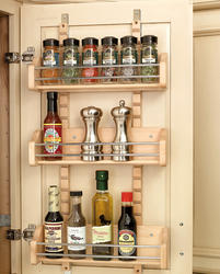 Rev-A-Shelf® Large Adjustable Door-Mount Spice Rack