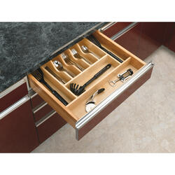 "Rev-A-Shelf® 21-3/4"" Short Cutlery Tray Insert"