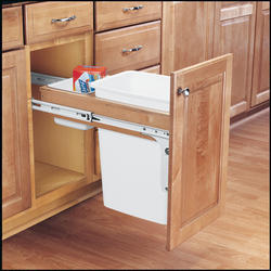 Rev-A-Shelf® Top-Mount Waste Container - 35 qt.