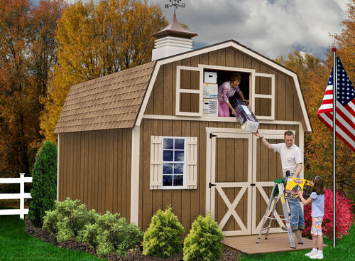 when in comparison with other forms of storage sheds the menards sheds are much easier to maintain