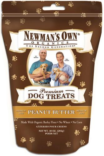 Newman S Own Dog Treats Ingredients
