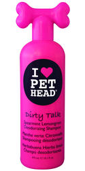 Pet Head Dirty Talk Dog Shampoo - 16.1 oz