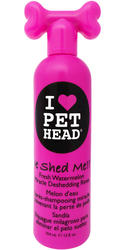 Pet Head De Shed Me! Deshedding Dog Rinse - 12 oz