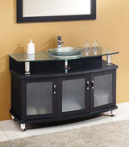 Bathroom Vanity Menards allier 30 quot gray oak modern bathroom vanity w mirror at menards