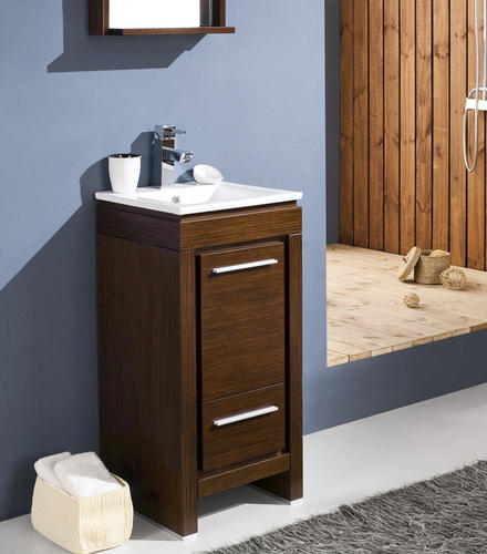 Awesome  Bellezza White Modern Double Vessel Sink Bathroom Vanity At Menards