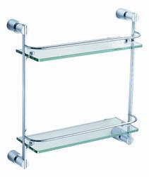 Fresca Magnifico 2 Tier Glass Shelf