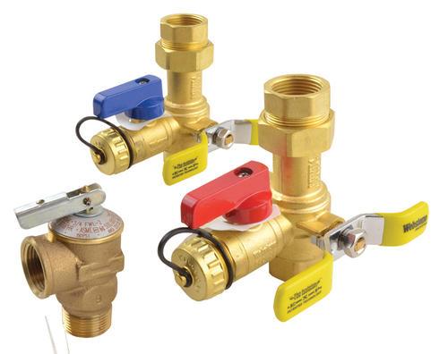 tankless service isolator valve kit at menards. Black Bedroom Furniture Sets. Home Design Ideas