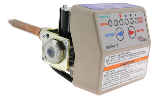 Protech Wr Intelli Vent Combination Gas Control Valve For