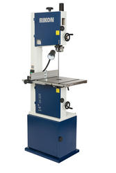 "RIKON® 14"" Deluxe Bandsaw w/fence 1.25 HP"