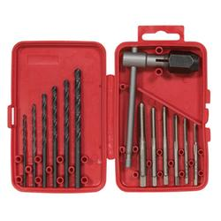13-Piece Tap and Drill Combo Set