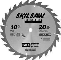 "SKIL® 10"" x 28T Carbide Circular Saw Blade"