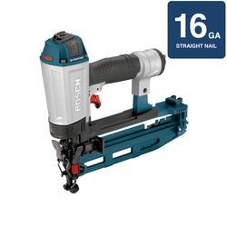 Bosch® 16-Gauge Slim Strip Finish Nailer