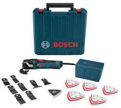 Bosch® 3.0-Amp Multi-X Oscillating Tool Kit