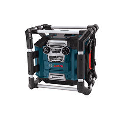 Bosch® Power Box Jobsite Radio Charger
