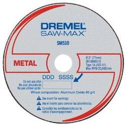 Dremel® Metal Cut-Off Wheel (Saw Max Accessory)