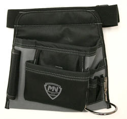 Handyman's Tool Pouch with Belt