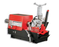 "ROTHENBERGER RHINO Threading Machine 2-1/2"" - 4"" Auto Die Head/Dies"