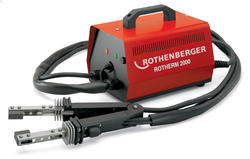 ROTHENBERGER ROTHERM 2000 Electric Soft-Soldering Unit