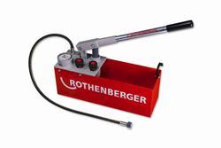 ROTHENBERGER RP50-S Pressure Test Pump (60 Bar/860 PSI)