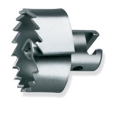 "ROTHENBERGER Spiral Sawtooth Cutter (1-1/4"" Coupling, 2-1/2"" Diameter)"