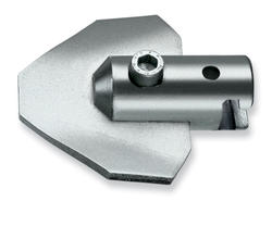 "ROTHENBERGER Spade-Head Cutter (1-1/4"" Coupling, 2-1/2"" Diameter)"