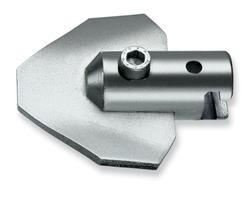 """ROTHENBERGER Spade-Head Cutter (7/8"""" Coupling 2-1/2"""" Diameter)"""