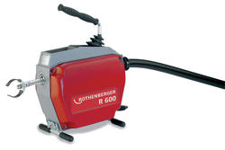 ROTHENBERGER R600 Drain Cleaner (Machine Only)