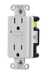 Smart Electrician 15-Amp GFCI Outlet (3-Pack)