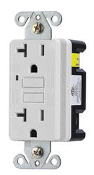 Smart Electrician 20-Amp GFCI Outlet (3-Pack)