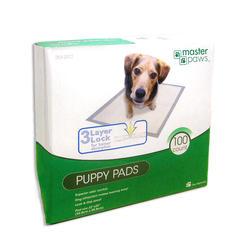 MP PUPPY PADS 100CT BOX