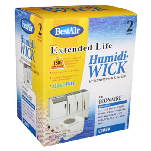 Wick Filter fits Bionaire 900 Replacement at Menards