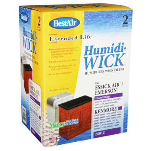 Wick Filter fits Kenmore andEmerson HDC 1 Replacement at