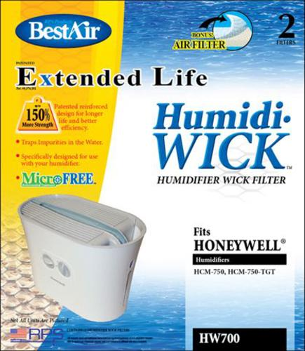 Wick Filter fits Honeywell Replacement Wick Filter at Menards