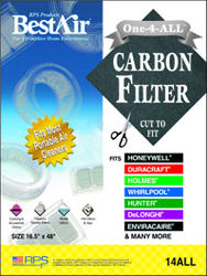 Universal ONE for ALL Carbon Pre-Filter