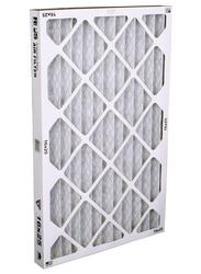 "2"" Commercial HVAC Pleated Air Filter 16"" x 25"" x 2"""