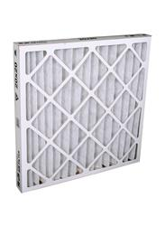 "2"" Commercial HVAC Pleated Air Filter 20"" x 20"" x 2"""