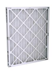 "2"" Commercial HVAC Pleated Air Filter 20"" x 25"" x 2"""