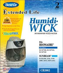 Wick Filter Sunbeam Replacement