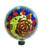 "10"" Sun-Moon Mosaic Gazing Globe"
