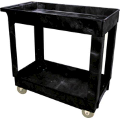 "2 Shelf Utility Cart 4"" Casters at Menards"