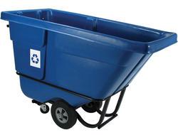 Standard Duty (Rotational Molded) Recycling Tilt Truck