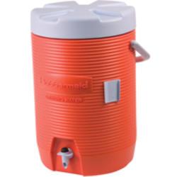 3 Gallon Insulated Beverage Container (Orange)