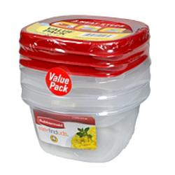 3PK Small Food Container